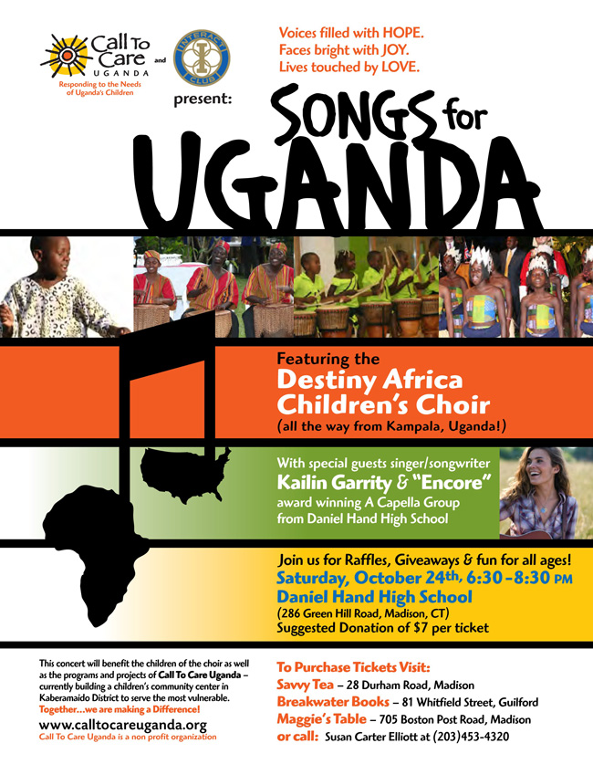 Songs for Uganda